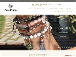 Pure Prana Jewelry shopping