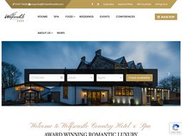 Wolfscastle Country Hotel & Spa shopping