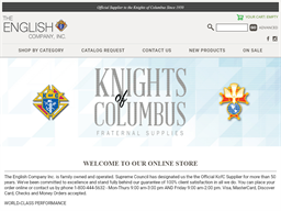 Knights of Columbus Supplies shopping