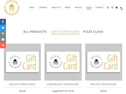 Officine Buona Forchetta gift card purchase