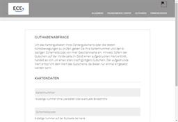 Kröpeliner Tor Center Rostock gift card balance check