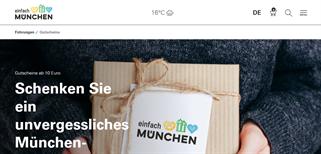 einfach München gift card purchase