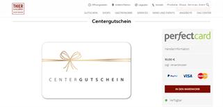 Thier-Galerie Dortmund gift card purchase