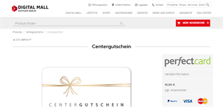 Eastgate Berlin gift card purchase