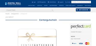 Altmarkt-Galerie Dresden gift card purchase