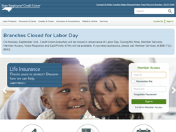 State Employees' Credit Union shopping