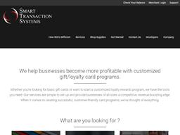 Smart Transaction System shopping