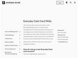 UMPQUA Bank gift card purchase
