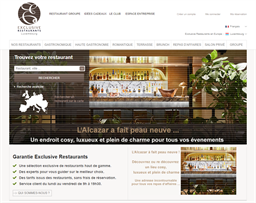 Exclusive Restaurants shopping