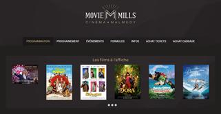 Movie Mills shopping