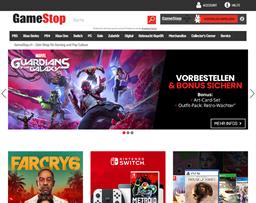 GameStop shopping