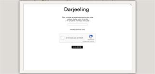 Darjeeling gift card balance check