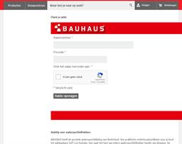 Bauhaus gift card balance check