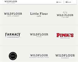 Wildflour Café + Bakery shopping
