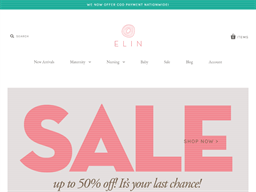 Elin Women's Clothing shopping