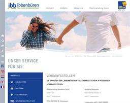 Stadtmarketing Ibbenbüren gift card purchase