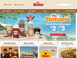Wawa shopping