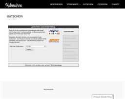 Kuhmuhne Nürnberg gift card purchase