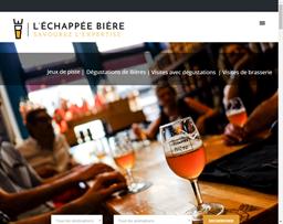 L'Echappée Bière shopping
