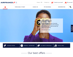 PaperPlane AirFrance shopping