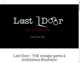 Last Door Escape Game shopping