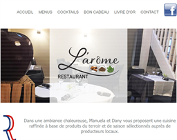 Restaurant L'arome shopping