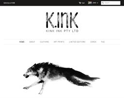 Kink Ink shopping