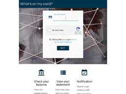 Spar gift card balance check