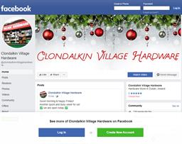 Clondalkin Village Hardware shopping