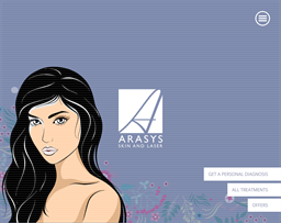 Arasys Health & Beauty shopping