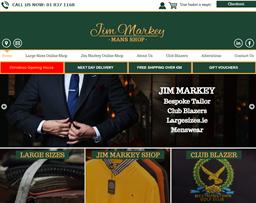 Jim Markey Mans Shop shopping