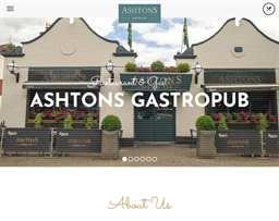 Ashton's Gastropub shopping