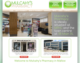 Mulcahy Pharmacy shopping