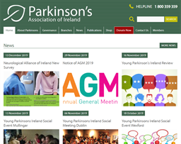 Parkinson Association shopping