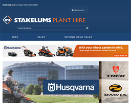 Stakelums Plant Hire shopping