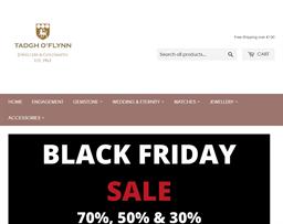 Tadgh O'Flynn Jewellers shopping