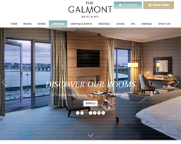 The Galmont Hotel & Spa shopping
