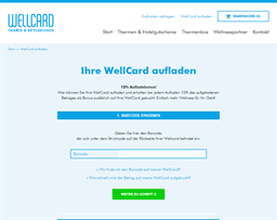 WellCard gift card purchase