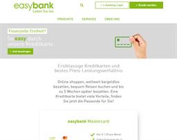 easybank gift card purchase