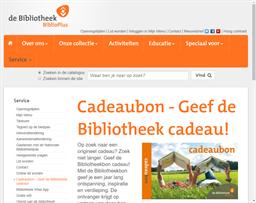 BiblioPlus gift card purchase
