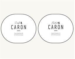 Café Caron shopping