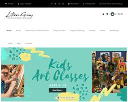 Lillian Gray Fine Art shopping