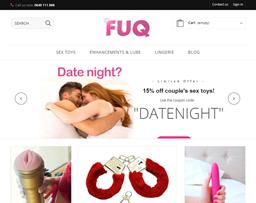 FUQ Adult Shop shopping