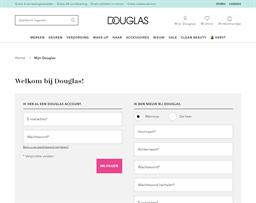 Douglas gift card balance check