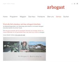 Bildungshaus St Arbogast gift card purchase