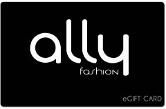 Ally Fashion gift card purchase