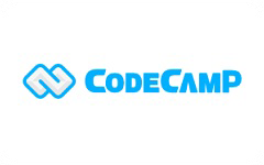 Code Camp gift card design and art work