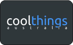 CoolThings gift card design and art work
