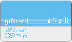 Cosmetic Capital gift card purchase