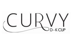 Curvy gift card design and art work